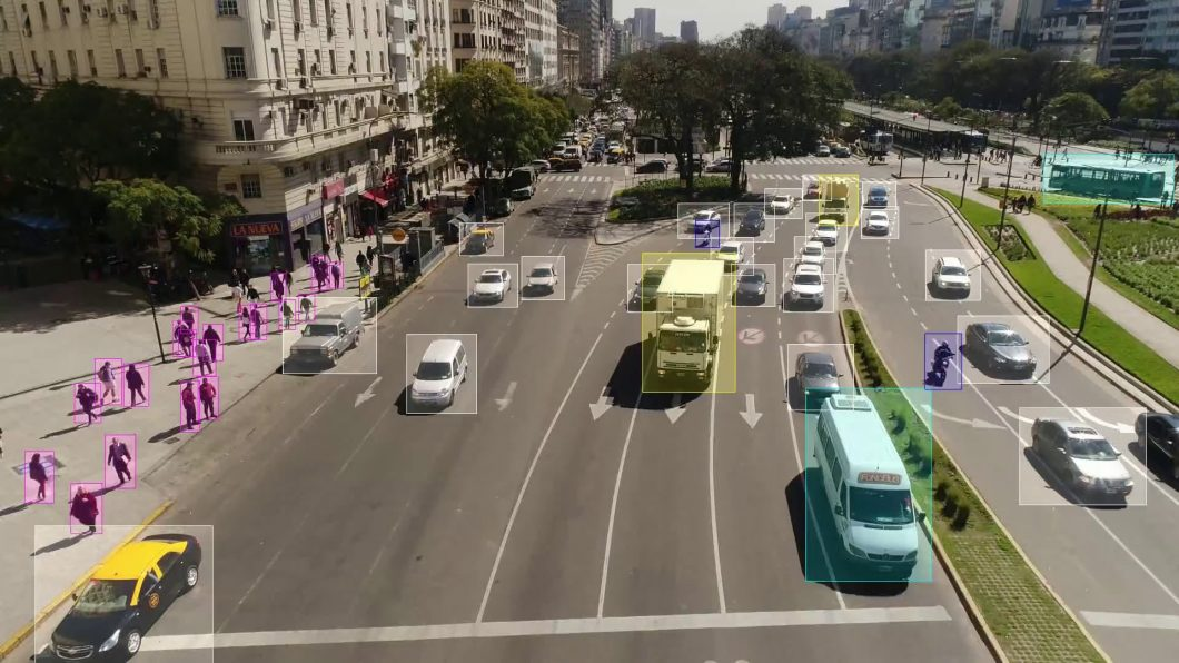 Computer Vision and Deep Learning Smart City