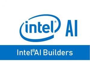 Intel AI builders logo