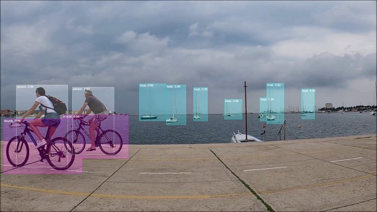 Computer Vision Projects with Object detection