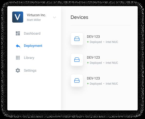 Edge Device Management