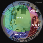 Area Detection Computer Vision in Retail