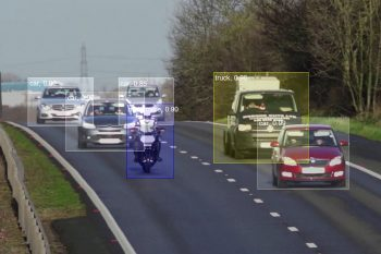 Traffic detection with computer vision