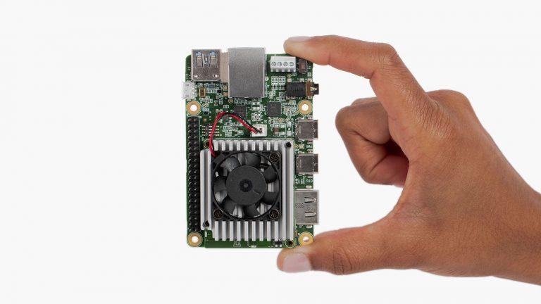 Google Coral Edge Device Computer