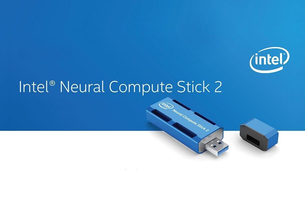 Intel NCS2 Intel Movidius Neural Compute Stick
