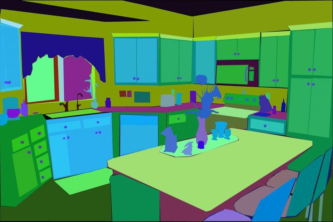ADE20K image segmentation dataset