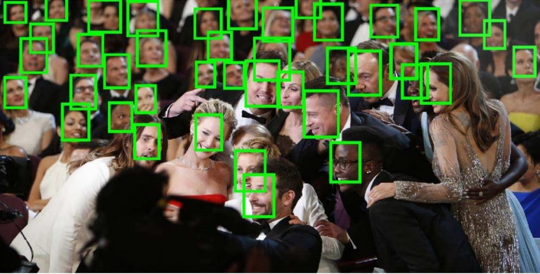 The book covers deep learning applications, used for face detection