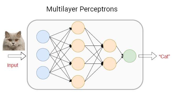 Type of Deep Neural Network: Multilayer Perceptrons