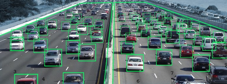 Video analytics with deep learning for vehicle detection
