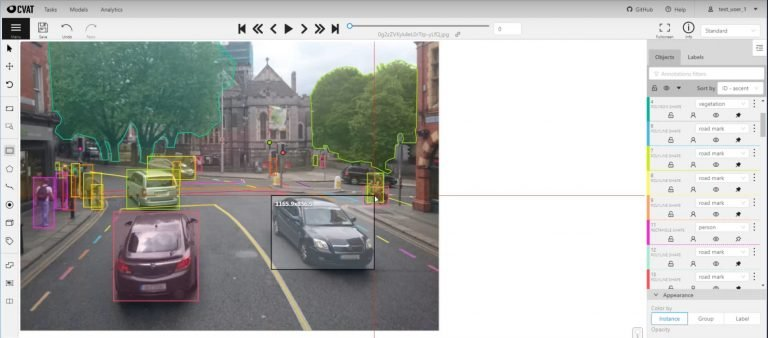 how to add image annotations