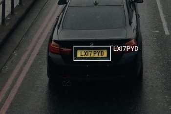 Automatic Number Plate Recognition (ANPR)