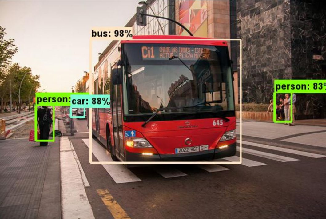 Object Detection in Smart Cities to recognize dangerous situations