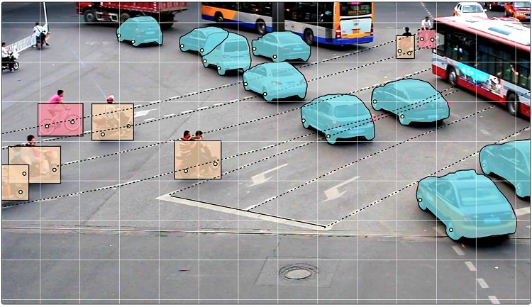 Shapes of CVAT computer vision annotation tool